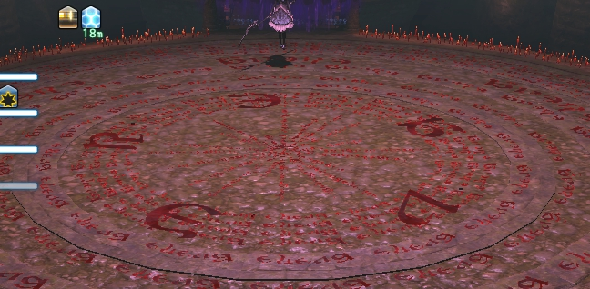 FF14死者の宮殿攻略・50F 漆黒のエッダ戦の全滅について